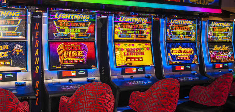 Pokie Gaming Gold Coast Lightning Link