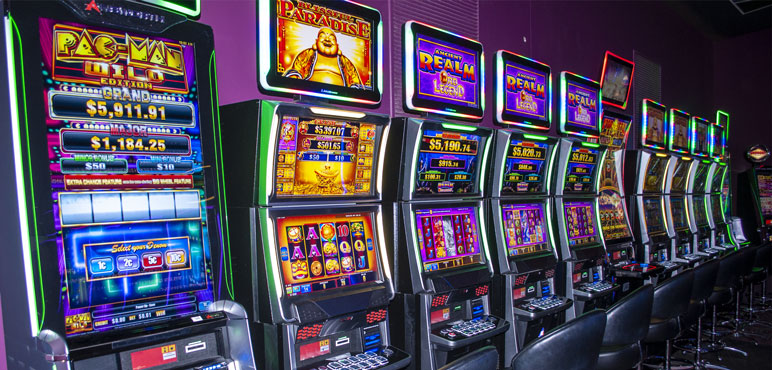 Pokie Gaming Gold Coast