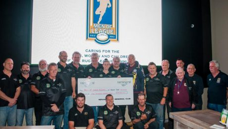 Men of League at Nerang RSL