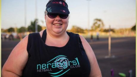 Nerang RSL Netball Club Melinda
