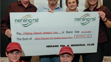 Community Donation Grants Nerang RSL
